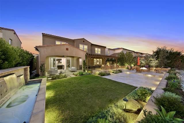 15676 Paseo Montenero, San Diego, CA 92127 (#190047269) :: Coldwell Banker Residential Brokerage