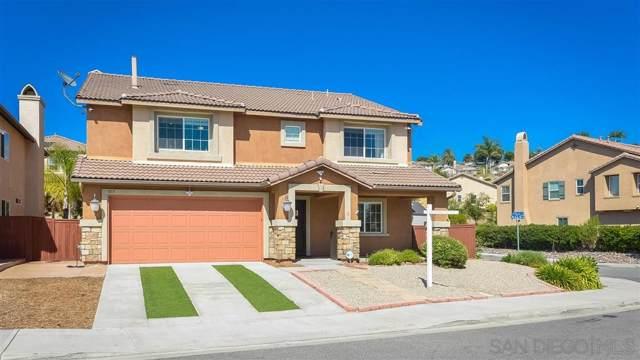 813 Via La Venta, San Marcos, CA 92069 (#190047284) :: Neuman & Neuman Real Estate Inc.