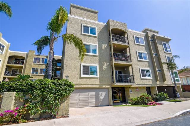 836 W Pennsylvania Ave #209, San Diego, CA 92103 (#190047291) :: Be True Real Estate