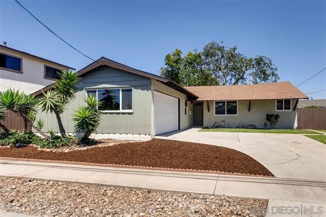 6273 Lake Aral Dr, San Diego, CA 92119 (#190047293) :: Coldwell Banker Residential Brokerage