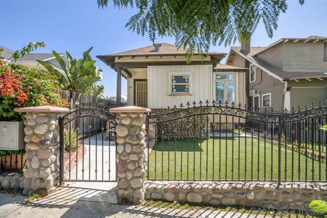 525 25th St., San Diego, CA 92102 (#190047471) :: Neuman & Neuman Real Estate Inc.