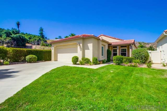 2302 Fallbrook Place, Escondido, CA 92027 (#190047779) :: Whissel Realty