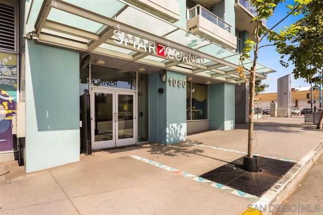 1080 Park Blvd #813, San Diego, CA 92101 (#190048010) :: Cane Real Estate