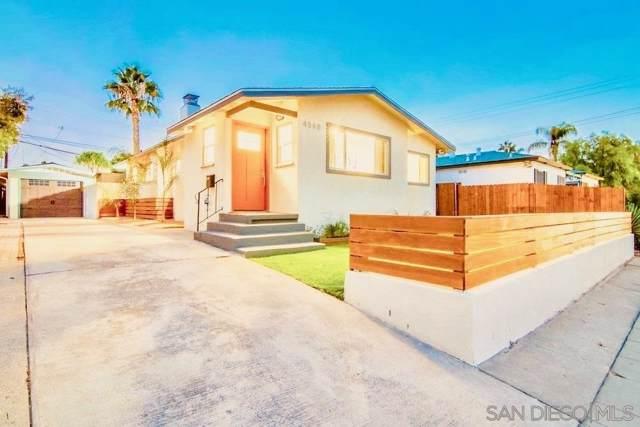 4568 Kensington Dr, San Diego, CA 92116 (#190048248) :: Whissel Realty
