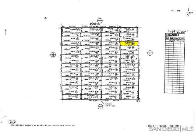 0 Indian Head Ranch Rd #64, Borrego Springs, CA 92004 (#190048294) :: Neuman & Neuman Real Estate Inc.