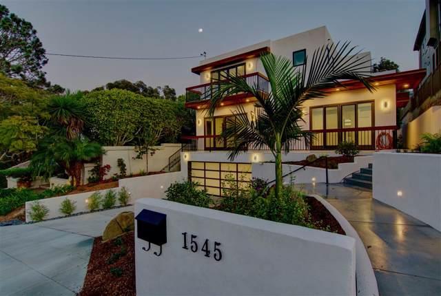 1545 Virginia Way, La Jolla, CA 92037 (#190048351) :: Neuman & Neuman Real Estate Inc.