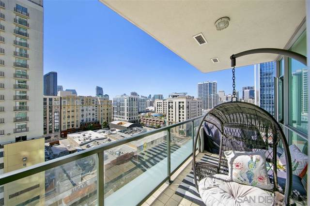 325 7th Ave #907, San Diego, CA 92101 (#190048409) :: Cane Real Estate