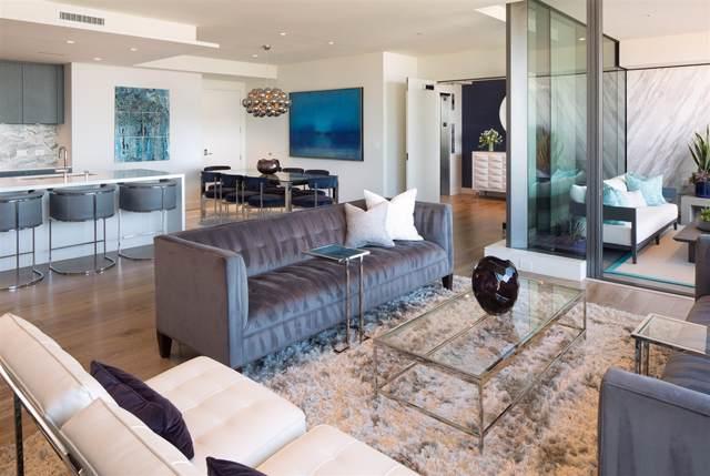 2855 5th Ave #901, San Diego, CA 92103 (#190048433) :: Neuman & Neuman Real Estate Inc.