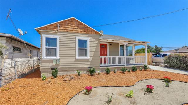 2227 Prospect St, National City, CA 91950 (#190048434) :: Whissel Realty