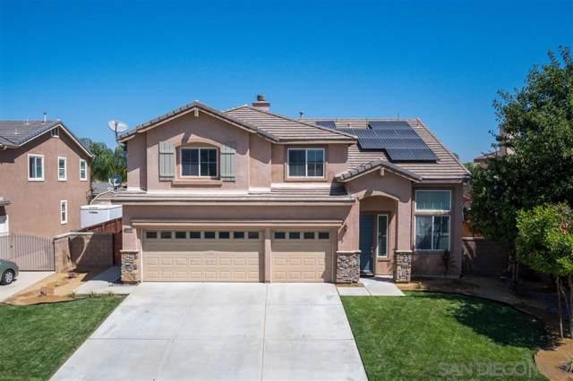 26732 Cactus Creek Way, Sun City, CA 92586 (#190048692) :: Allison James Estates and Homes