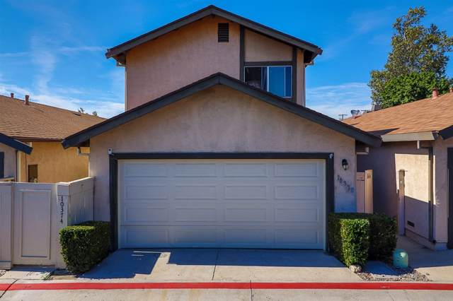10378 Bart Way, Santee, CA 92071 (#190048728) :: Whissel Realty