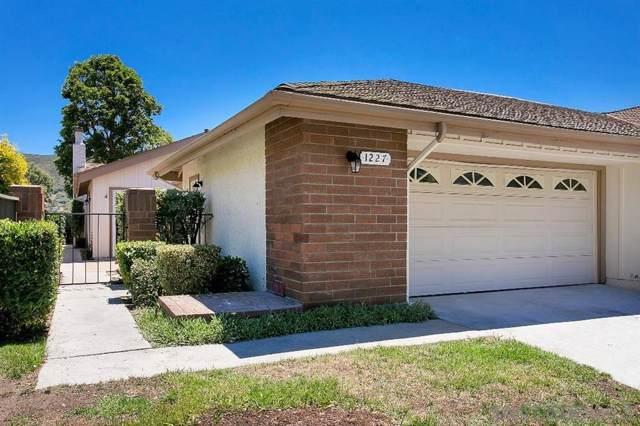 1227 Via Viento Suave, San Marcos, CA 92078 (#190049024) :: Neuman & Neuman Real Estate Inc.