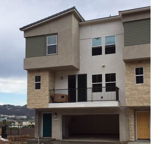354 Fitzpatrick Rd #102, San Marcos, CA 92069 (#190049173) :: Whissel Realty
