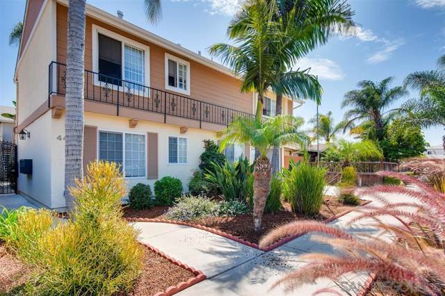 4411 Wilson Ave #6, San Diego, CA 92116 (#190049203) :: The Yarbrough Group