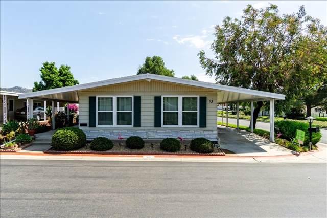 2250 N Broadway #53, Escondido, CA 92026 (#190049209) :: Neuman & Neuman Real Estate Inc.
