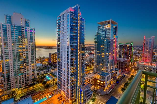 1240 India Street #2301, San Diego, CA 92101 (#190049225) :: The Yarbrough Group