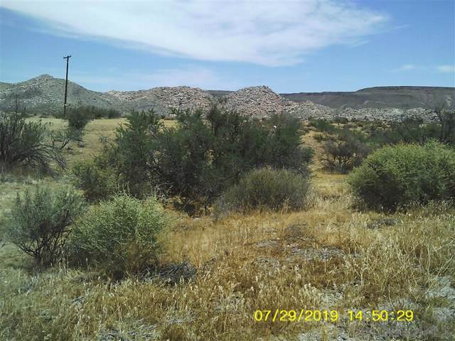 0 Carrizo Gorge #21, Jacumba, CA 91934 (#190049254) :: Neuman & Neuman Real Estate Inc.