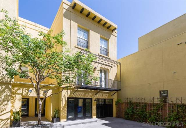 1543 9Th Ave, San Diego, CA 92101 (#190049273) :: Compass
