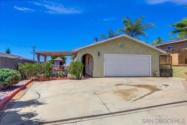 1006 Paraiso Ave, Spring Valley, CA 91977 (#190049295) :: Allison James Estates and Homes