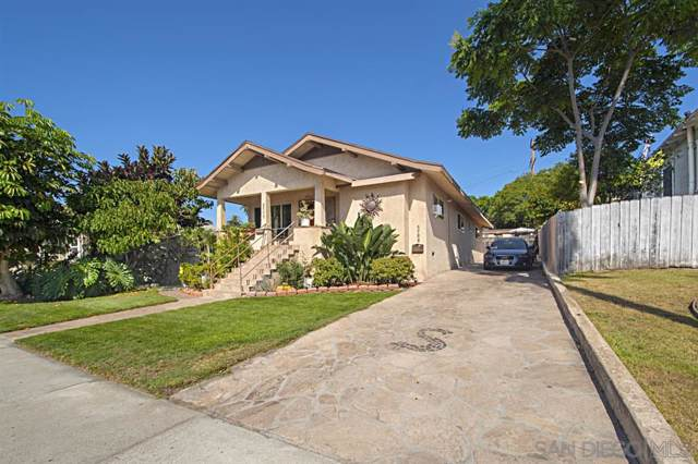 3709-3711 Mississippi St, San Diego, CA 92104 (#190049299) :: The Yarbrough Group