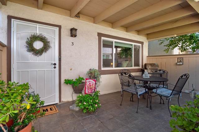9813 Caspi Gardens Dr #3, Santee, CA 92071 (#190049354) :: Allison James Estates and Homes