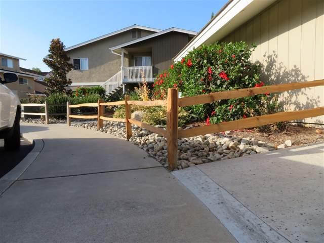 745 Vista Grande Way #316, Oceansdie, CA 92057 (#190049357) :: Neuman & Neuman Real Estate Inc.