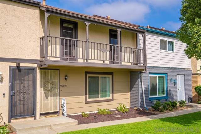 9549 Cottonwood Ave Unit #E, Santee, CA 92071 (#190049460) :: Whissel Realty