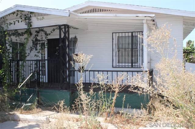 2143 Everett Ave, San Diego, CA 92113 (#190049486) :: Neuman & Neuman Real Estate Inc.
