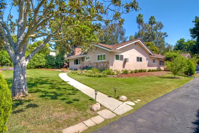 13327 Stone Canyon Rd, Poway, CA 92064 (#190049511) :: Neuman & Neuman Real Estate Inc.