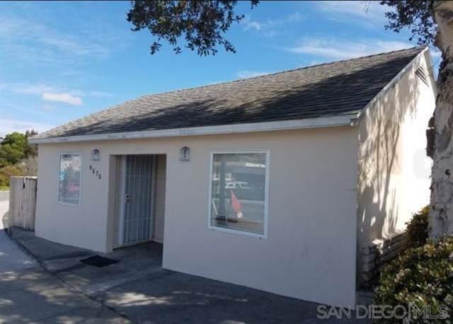 6575 El Cajon Blvd, San Diego, CA 92115 (#190049512) :: Neuman & Neuman Real Estate Inc.