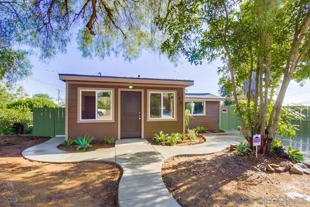 266 Alta Lane, El Cajon, CA 92021 (#190049586) :: Neuman & Neuman Real Estate Inc.