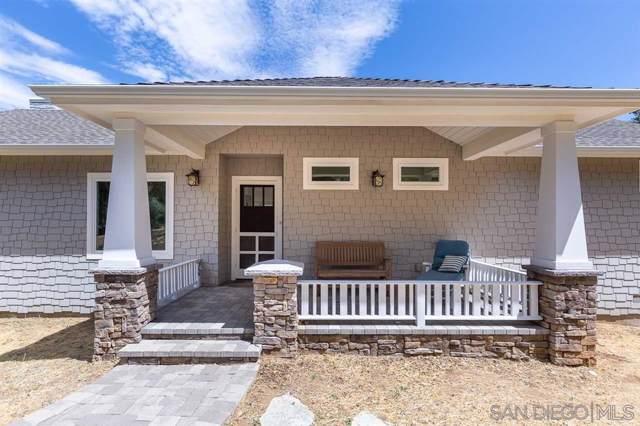 3543 Deer Lake Park Rd, Julian, CA 92036 (#190049736) :: Neuman & Neuman Real Estate Inc.