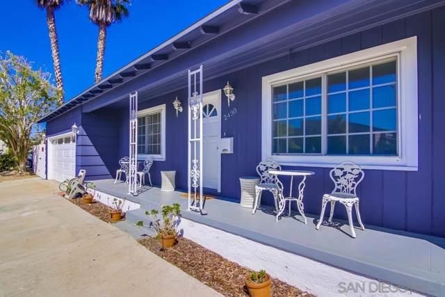 2430 Chatsworth Blvd, San Diego, CA 92106 (#190049744) :: Keller Williams - Triolo Realty Group