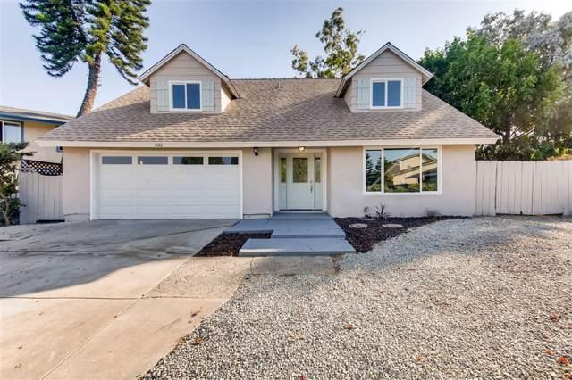 1121 Mullen Way, Vista, CA 92083 (#190049768) :: Neuman & Neuman Real Estate Inc.