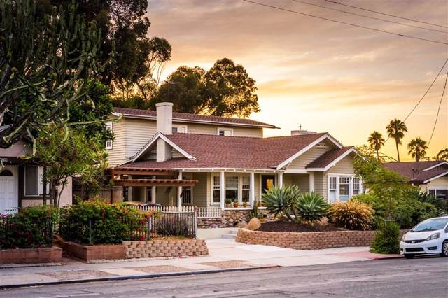 3792 10th Ave, San Diego, CA 92103 (#190049879) :: The Yarbrough Group