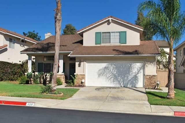408 Primrose Way, Oceanside, CA 92057 (#190049955) :: Neuman & Neuman Real Estate Inc.