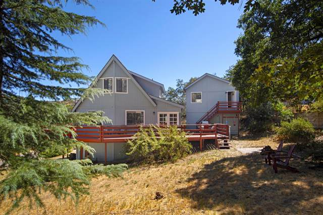 881 Pine Cone Drive, Julian, CA 92036 (#190049958) :: Neuman & Neuman Real Estate Inc.