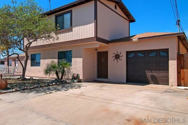 536 - 538 A & B 11th Street, Imperial Beach, CA 91932 (#190049990) :: Neuman & Neuman Real Estate Inc.