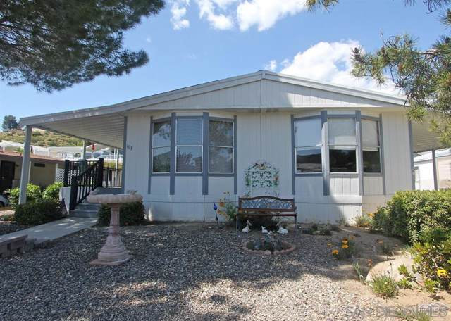 35109 Highway 79 Unit #192 / Spa, Warner Springs, CA 92086 (#190050018) :: Neuman & Neuman Real Estate Inc.