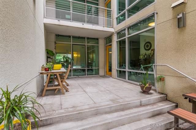 425 W Beech Street #218, San Diego, CA 92101 (#190050035) :: Neuman & Neuman Real Estate Inc.