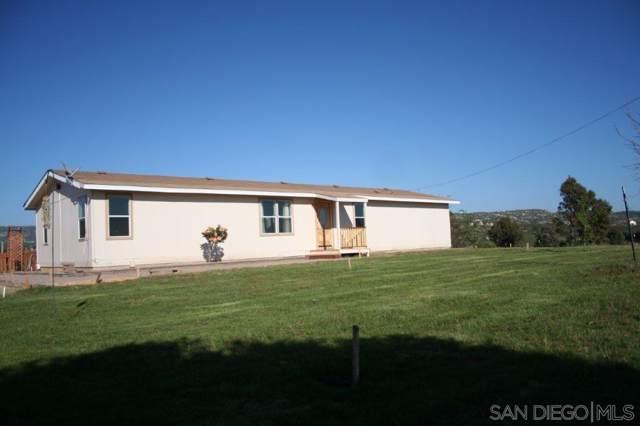 25603 Potrero Valley Rd., Potrero, CA 91963 (#190050112) :: Neuman & Neuman Real Estate Inc.
