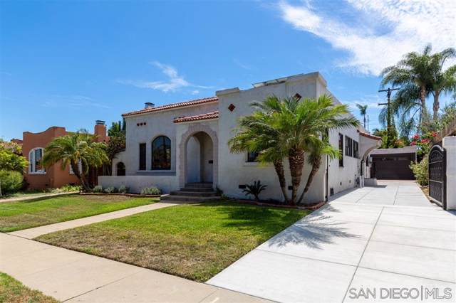 4161 Rochester, San Diego, CA 92116 (#190050140) :: The Yarbrough Group