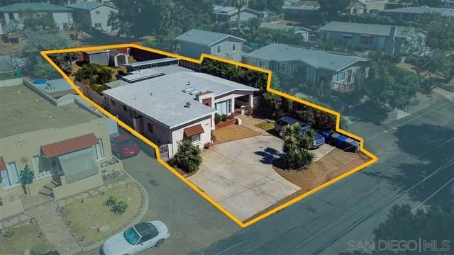 4611 Judson Way, Rolando - La Mesa, CA 91942 (#190050147) :: Neuman & Neuman Real Estate Inc.