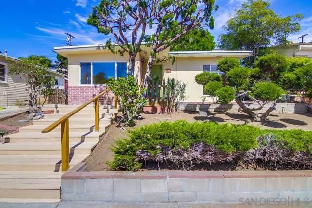 3522 Poe Street, San Diego, CA 92106 (#190050241) :: Neuman & Neuman Real Estate Inc.