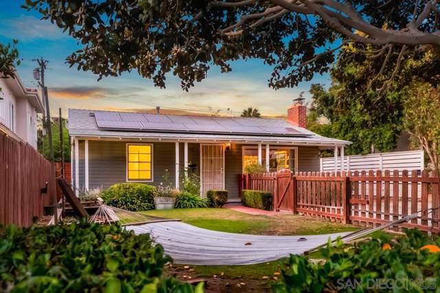 540 Palomar Ave, La Jolla, CA 92037 (#190050262) :: Neuman & Neuman Real Estate Inc.