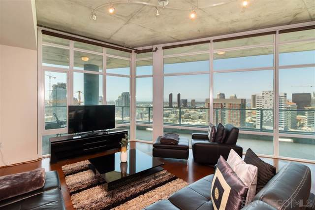 1080 Park Blvd #1909, San Diego, CA 92101 (#190050305) :: The Marelly Group | Compass