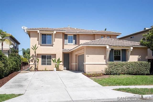 1763 Bramblewood Ct, Chula Vista, CA 91913 (#190050411) :: Neuman & Neuman Real Estate Inc.