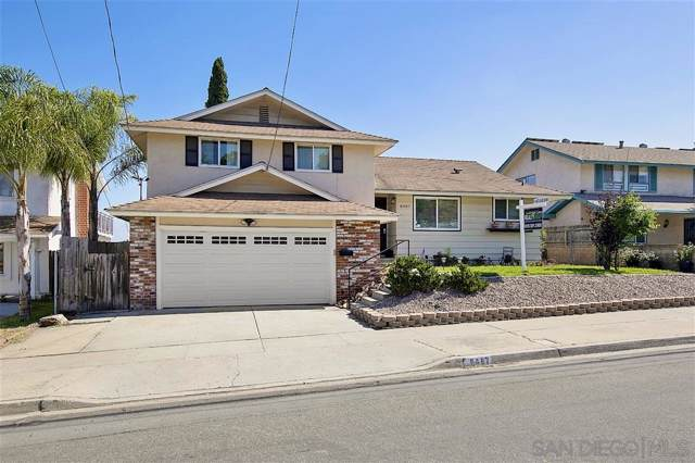 8487 Tommy Dr, San Diego, CA 92119 (#190050440) :: Whissel Realty