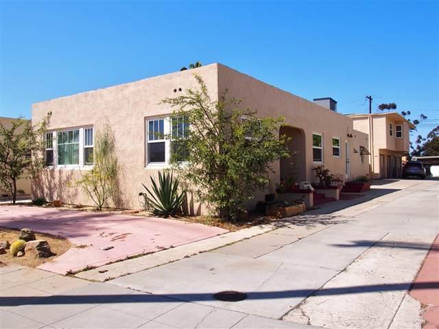2944-2948 Kalmia St, San Diego, CA 92104 (#190050462) :: The Yarbrough Group