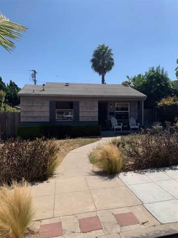 1823 Mendota St, San Diego, CA 92106 (#190050496) :: Neuman & Neuman Real Estate Inc.